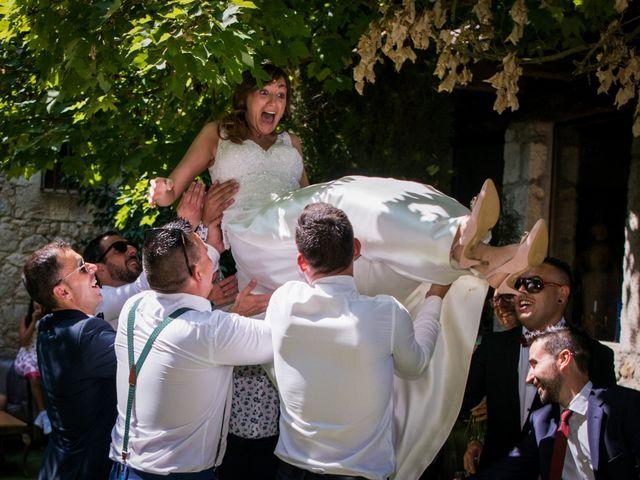 La boda de Raúl y Verónica en Villanubla, Valladolid 34