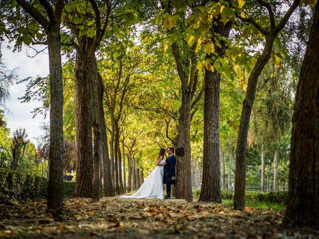 La boda de Raúl y Verónica en Villanubla, Valladolid 43