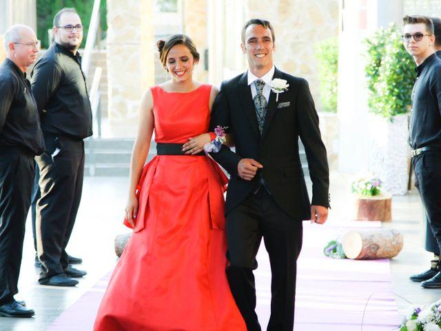 La boda de Borja y Montse en Alginet, Valencia 40