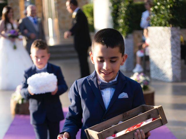 La boda de Borja y Montse en Alginet, Valencia 43