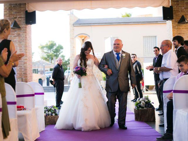 La boda de Borja y Montse en Alginet, Valencia 45