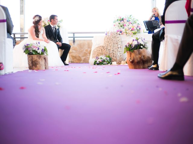 La boda de Borja y Montse en Alginet, Valencia 51