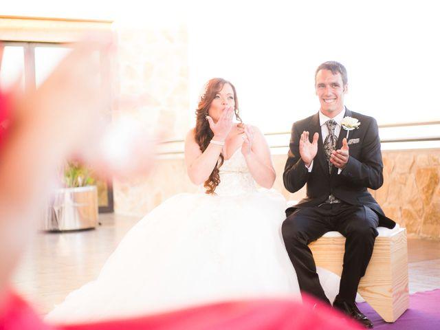 La boda de Borja y Montse en Alginet, Valencia 52