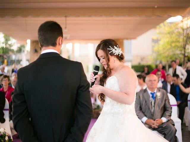 La boda de Borja y Montse en Alginet, Valencia 53