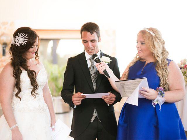 La boda de Borja y Montse en Alginet, Valencia 54