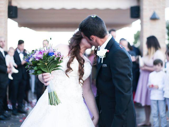 La boda de Borja y Montse en Alginet, Valencia 65