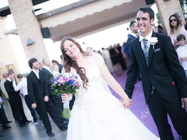 La boda de Borja y Montse en Alginet, Valencia 66