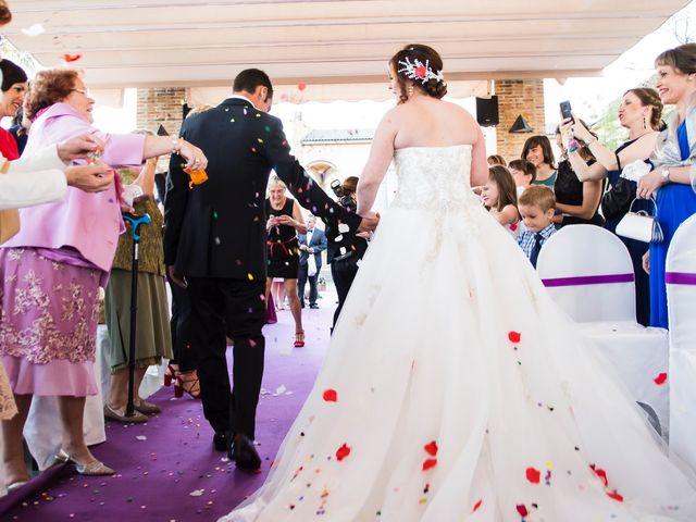 La boda de Borja y Montse en Alginet, Valencia 67