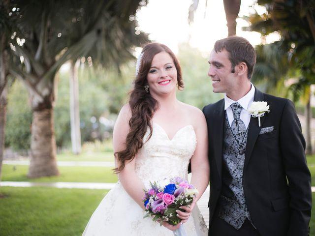 La boda de Borja y Montse en Alginet, Valencia 68