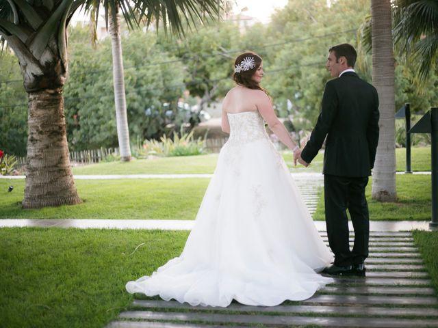 La boda de Borja y Montse en Alginet, Valencia 69