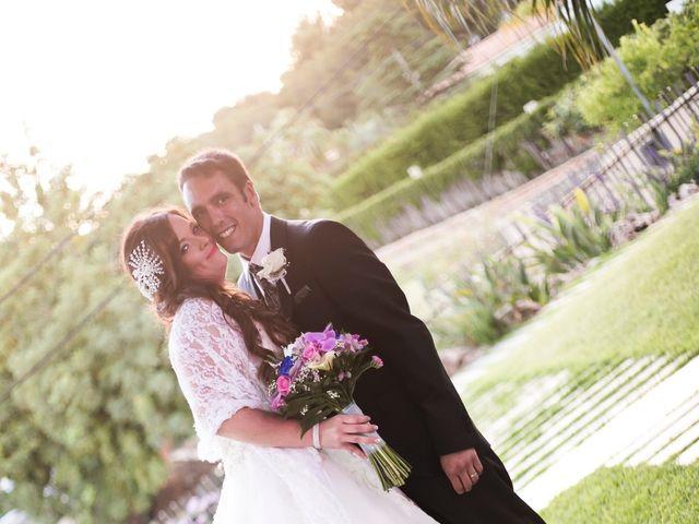 La boda de Borja y Montse en Alginet, Valencia 71