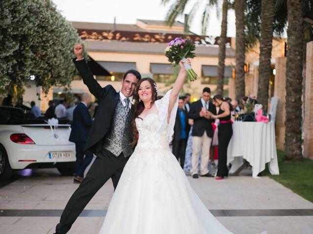 La boda de Borja y Montse en Alginet, Valencia 75
