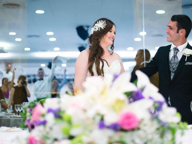 La boda de Borja y Montse en Alginet, Valencia 77