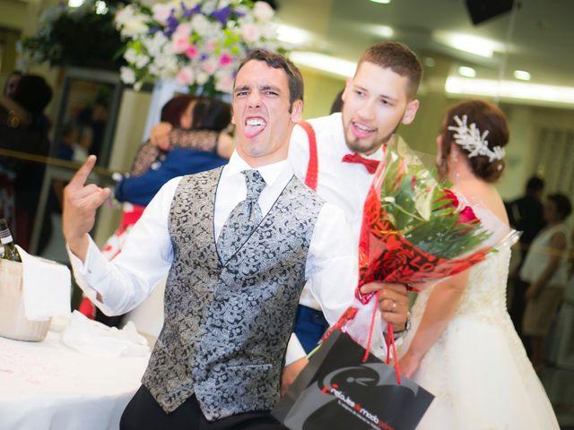 La boda de Borja y Montse en Alginet, Valencia 80
