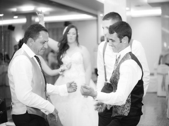 La boda de Borja y Montse en Alginet, Valencia 81