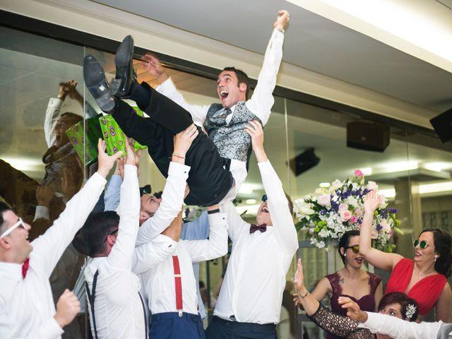 La boda de Borja y Montse en Alginet, Valencia 84