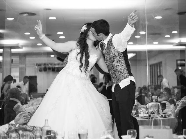 La boda de Borja y Montse en Alginet, Valencia 85