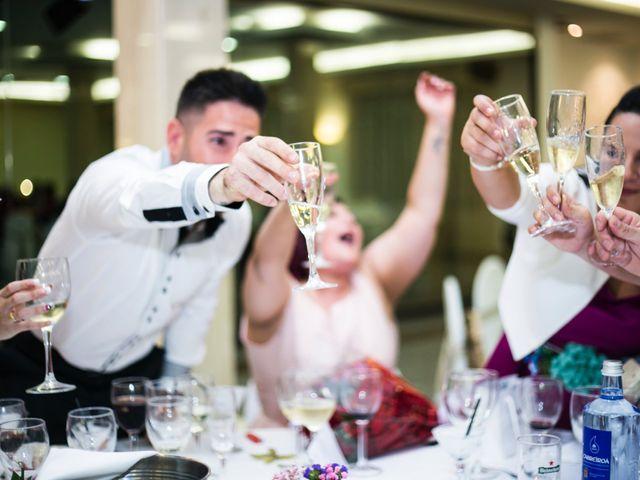 La boda de Borja y Montse en Alginet, Valencia 86