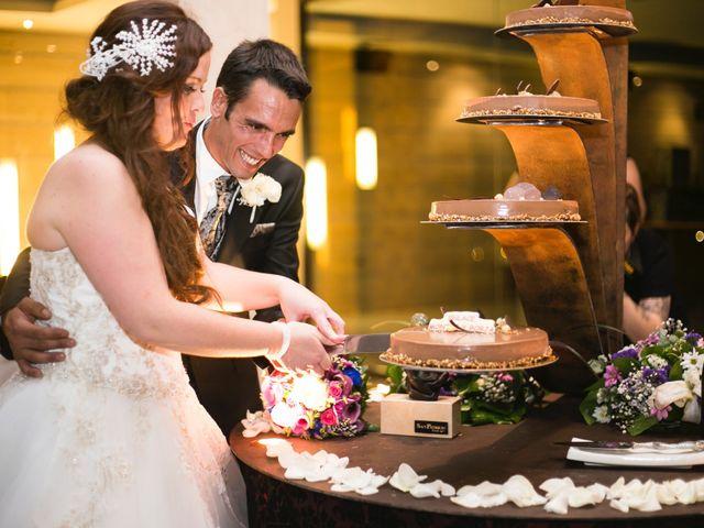 La boda de Borja y Montse en Alginet, Valencia 90