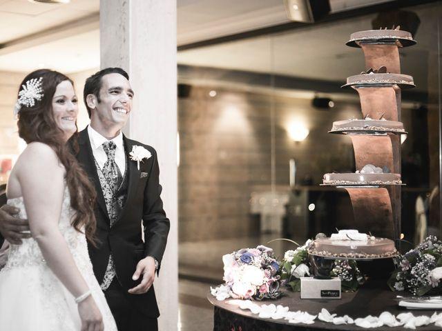 La boda de Borja y Montse en Alginet, Valencia 92