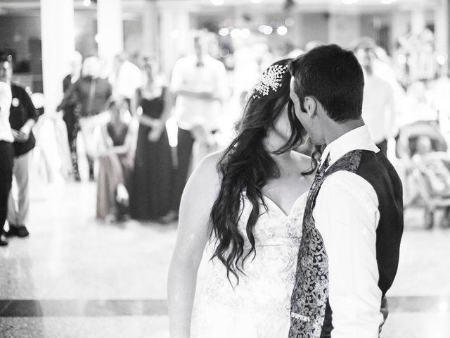 La boda de Borja y Montse en Alginet, Valencia 99