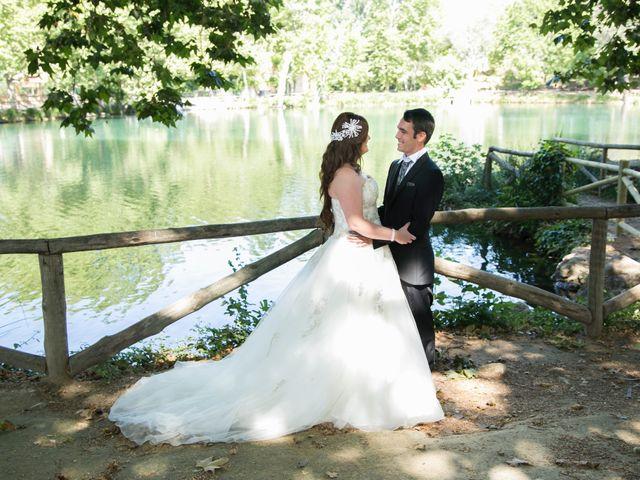 La boda de Borja y Montse en Alginet, Valencia 105