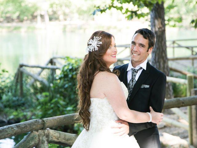 La boda de Borja y Montse en Alginet, Valencia 106