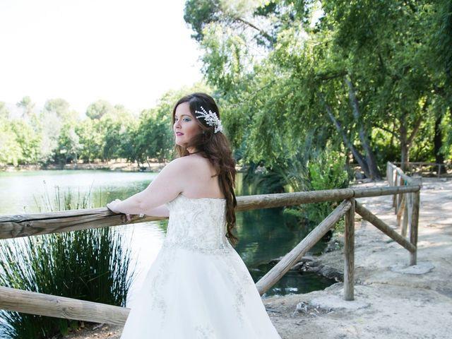 La boda de Borja y Montse en Alginet, Valencia 110