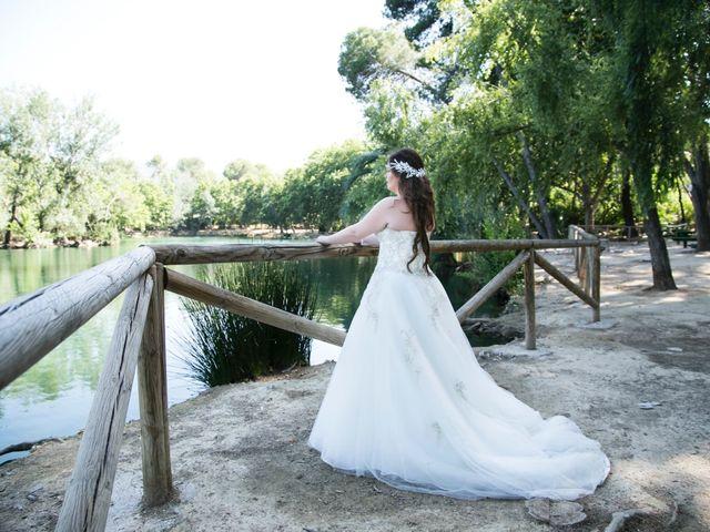 La boda de Borja y Montse en Alginet, Valencia 111