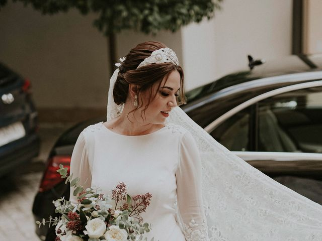 La boda de Jose y Sandra en Málaga, Málaga 34