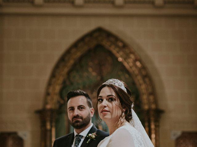 La boda de Jose y Sandra en Málaga, Málaga 38