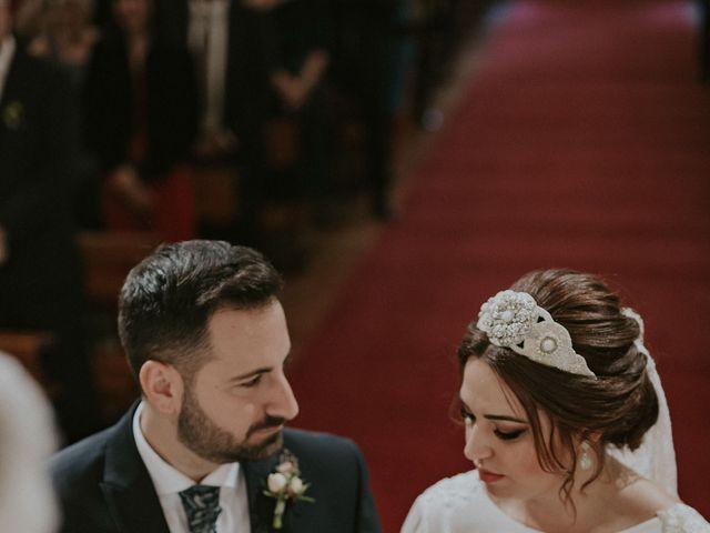 La boda de Jose y Sandra en Málaga, Málaga 43