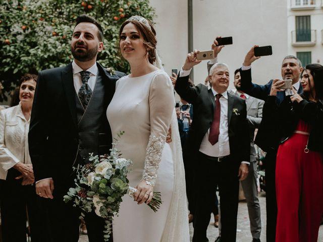 La boda de Jose y Sandra en Málaga, Málaga 51