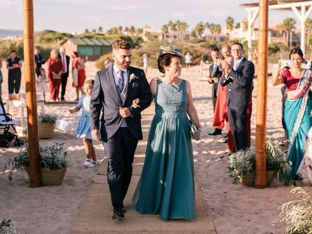 La boda de Sandra y Pedro en Zahara De Los Atunes, Cádiz 22