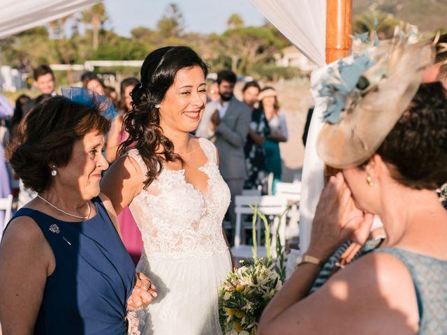 La boda de Sandra y Pedro en Zahara De Los Atunes, Cádiz 28