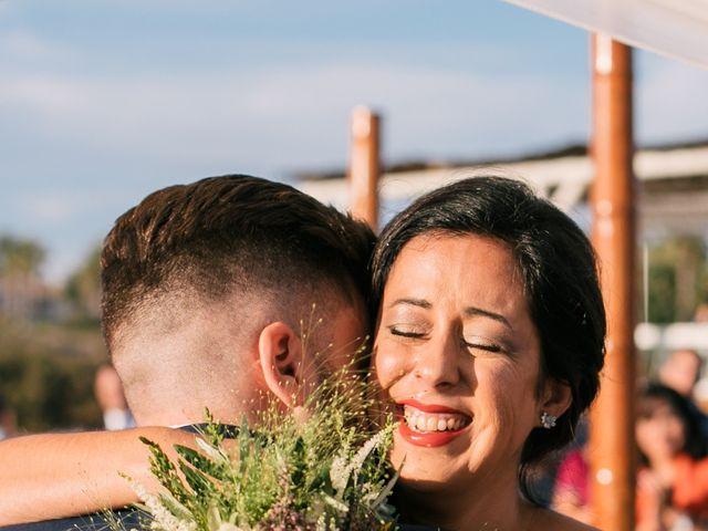 La boda de Sandra y Pedro en Zahara De Los Atunes, Cádiz 29