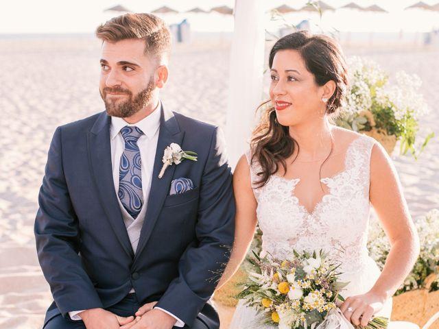 La boda de Sandra y Pedro en Zahara De Los Atunes, Cádiz 30