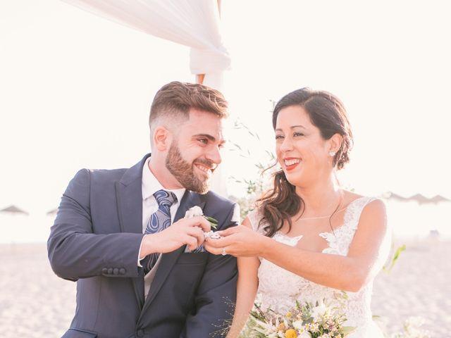 La boda de Sandra y Pedro en Zahara De Los Atunes, Cádiz 31