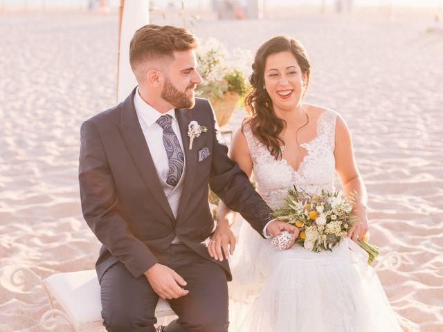 La boda de Sandra y Pedro en Zahara De Los Atunes, Cádiz 32