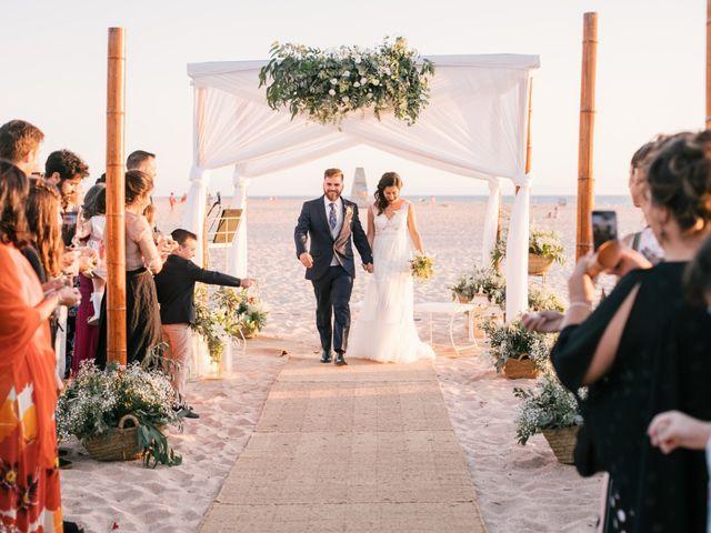 La boda de Sandra y Pedro en Zahara De Los Atunes, Cádiz 38