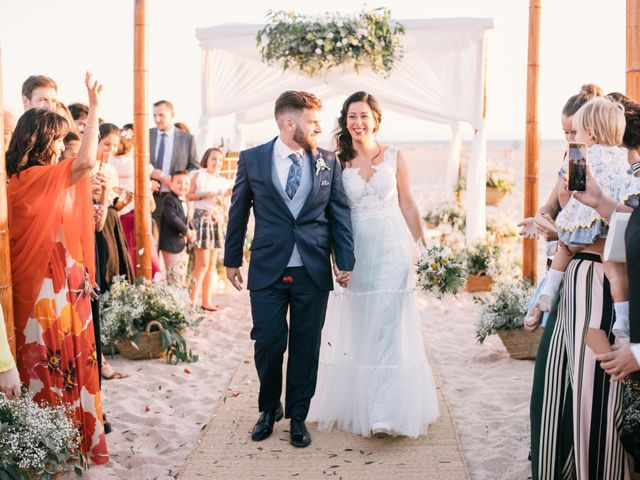 La boda de Sandra y Pedro en Zahara De Los Atunes, Cádiz 39