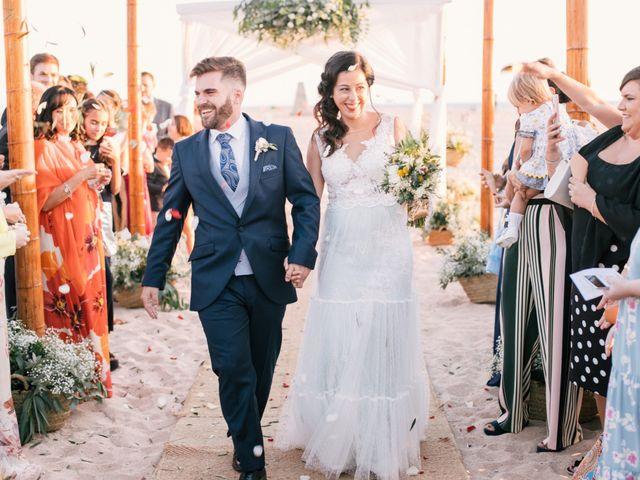 La boda de Sandra y Pedro en Zahara De Los Atunes, Cádiz 41
