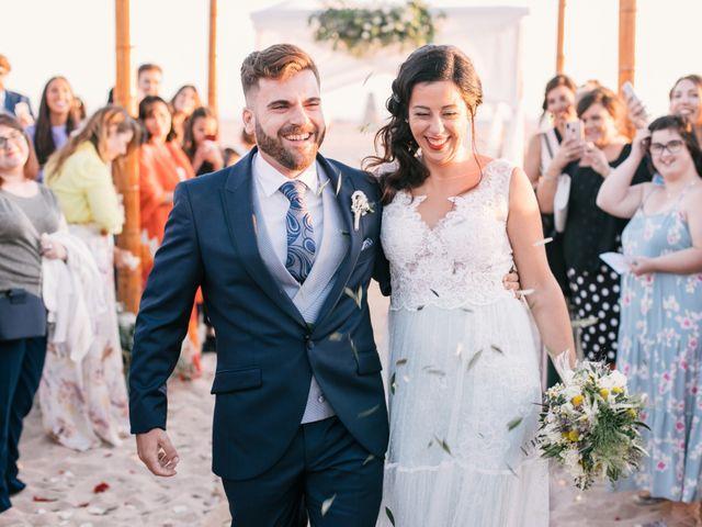 La boda de Sandra y Pedro en Zahara De Los Atunes, Cádiz 42