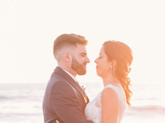 La boda de Sandra y Pedro en Zahara De Los Atunes, Cádiz 45