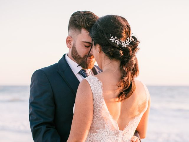 La boda de Sandra y Pedro en Zahara De Los Atunes, Cádiz 46