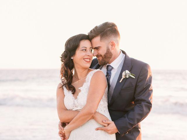 La boda de Sandra y Pedro en Zahara De Los Atunes, Cádiz 50