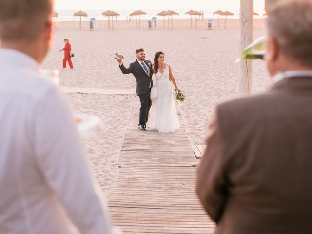 La boda de Sandra y Pedro en Zahara De Los Atunes, Cádiz 52