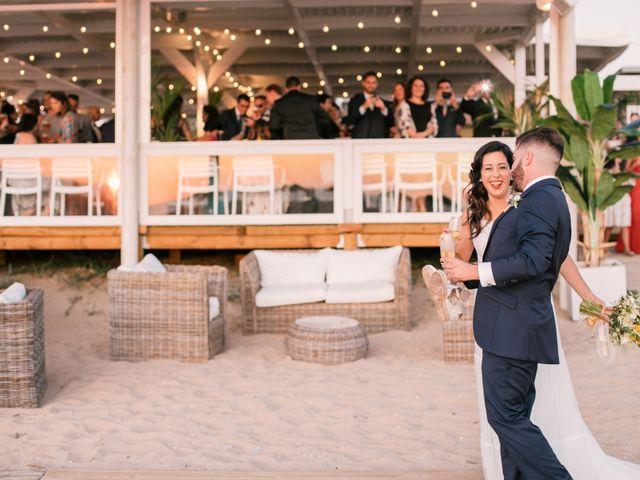 La boda de Sandra y Pedro en Zahara De Los Atunes, Cádiz 53