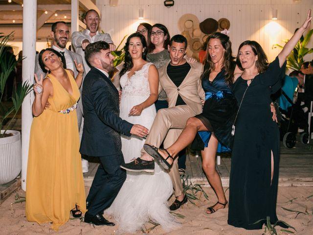 La boda de Sandra y Pedro en Zahara De Los Atunes, Cádiz 56