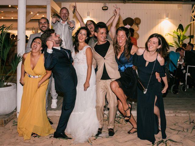 La boda de Sandra y Pedro en Zahara De Los Atunes, Cádiz 57